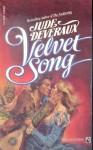 Velvet Song (Montgomery, #4) - Jude Deveraux