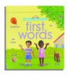 First Words (Usborne Look And Say) - Felicity Brooks