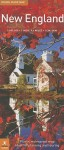 Rough Guide to New England Map - Rough Guides