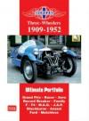 Morgan Three-Wheeler 1909-1952 Ultimate Portfolio - R. Clarke
