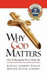 Why God Matters: How to Recognize Him in Daily Life - Karina L. Fabian, Steven Lumbert