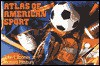 Atlas of American Sport (1 Vol) - John F. Rooney, Macmillan Publishing, Richard Pillsbury
