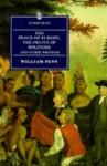 Peace of Europe Fruits of Solitude - William Penn, Edwin B. Bronner