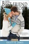 Her Best Friend Jon (Coach's Boys, #4) - Kristy K. James