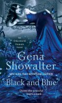 Black and Blue (Otherworld Assassin) - Gena Showalter
