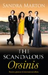The Scandalous Orsinis - Raye Morgan, Barbara Hannay, Rebecca Winters
