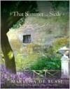 That Summer in Sicily - Marlena De Blasi