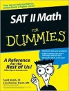 SAT II Math for Dummies - Scott A. Hatch, Lisa Zimmer Hatch