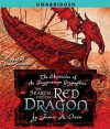 The Search for the Red Dragon - James A. Owen, James Langton