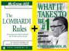 Lombardi - Rules and Lessons on What It Takes to Be #1 (EBOOK BUNDLE) - Vince Lombardi