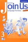 Join Us for English 3 Language Portfolio - Günter Gerngross, Herbert Puchta
