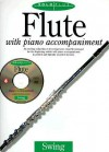 Flute with Piano Accompaniment [With Accompaniment] - Amsco, David Pearl