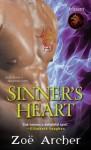 Sinner's Heart (The Hellraisers) - Zoe Archer