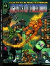 Mutants & Masterminds: Agents of Freedom Sourcebook (Mutants & Masterminds Sourcebook) - Jeff Carlisle, Attila Adorjany, Storn Cook