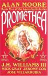 Promethea: Book Five of the Apocalyptic Series - Alan Moore, Mick Gray, José Villarrubia, Jeromy Cox