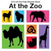 Lift-the-Flap Shadow Book At the Zoo - Roger Priddy