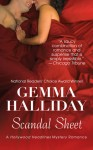 Scandal Sheet (Hollywood Headlines Series #1) - Gemma Halliday