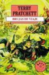 Brujas de viaje (Mundodisco, #12) - Terry Pratchett, Cristina Macía