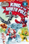 Super Hero Squad: King of the North Pole - Lisa Shea, Darío Brizuela, Andrés Ponce