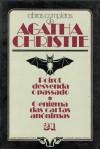 Poirot Desvenda o Passado * O enigma das Cartas Anónimas - Agatha Christie