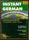 Instant Conversational German: Vocabulary [With Guide Book] - Advance Memory Research, Various