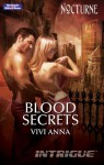 Mills & Boon : Blood Secrets (The Valorian Chronicles) - Vivi Anna