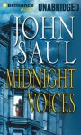 Midnight Voices - John Saul, Aasne Vigesaa