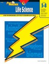 Power Practice: Life Science, Gr. 5 8 - Creative Teaching Press