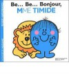 Be... Be... Bonjour, Mme Timide - Roger Hargreaves