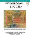 Diction Coach - G. Schirmer Opera Anthology (Arias for Tenor): Arias for Tenor - Hal Leonard Publishing Company