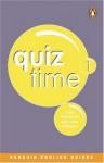 Quiz Time 1 (Penguin English Guides) - Julia Newsome, Jane Rollason