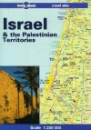 Israel and the Palestinian Territories: Travel Atlas - Andrew Humphreys