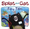 Fishy Tales (Turtleback School & Library Binding Edition) (Splat the Cat) - Rob Scotton