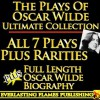 Oscar Wilde Plays Ultimate Collection - Oscar Wilde, Frank Harris, Darryl Marks