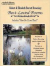 Robert and Elizabeth Barrett Browning: Best Loved Poems - Robert Browning, Elizabeth Barrett Browning, Joanna David, Steven Pacey