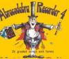 Abracadabra Recorder Books: Book 4 - A & C Black