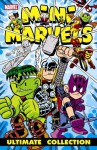 Mini Marvels Ultimate Collection - Chris Giarrusso, Sean McKeever, Marc Sumerak, Paul Tobin, Audrey Loeb