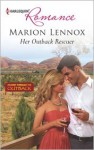 Her Outback Rescuer - Marion Lennox