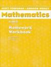 Mathematics: Grade 2 Homework Workbook - Scott Foresman