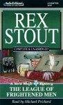 The League of Frightened Men (Audio) - Rex Stout