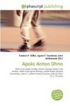 Apolo Anton Ohno - Frederic P. Miller, Agnes F. Vandome, John McBrewster