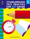 Standardized Test Practice for 1st Grade - Charles J. Shields