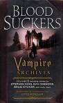 Bloodsuckers: The Vampire Archives, Volume 1 (Audio) - Tanith Lee, Dan Simmons, Otto Penzler, Neil Gaiman