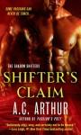 Shifter's Claim - A.C. Arthur