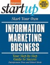 Start Your Own Information Marketing Business - Entrepreneur Press