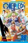 One Piece, Vol. 38: Rocketman - Eiichiro Oda
