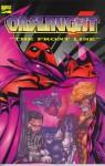 Onslaught Volume 5: The Front Line (X-Men) (Fantastic Four) (Avengers) (Marvel Comics) - John Ostrander, Howard Mackie