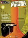 Jazz-Rock Fusion: Jazz Play-Along Series Volume 62 (Jazz Play-Along) - Songbook, Hal Leonard Publishing Corporation, Paul Murtha