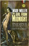 The Girl from Midnight - Wade Miller