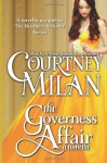 The Governess Affair (The Brothers Sinister) - Courtney Milan